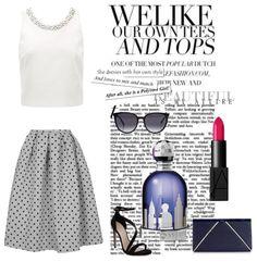 ¡LLeva una midi skirt para obtener un look femenino y a la moda! 1.- Perfume Halloween Fever http://fashion.linio.com.mx/a/halloween