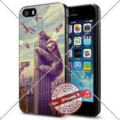 Sloth Bear King Kong Art iPhone 5 / 5S Case Cover Cool Sm... https://www.amazon.com/dp/B01J8515A6/ref=cm_sw_r_pi_dp_x_J6xxyb1EDEXFN
