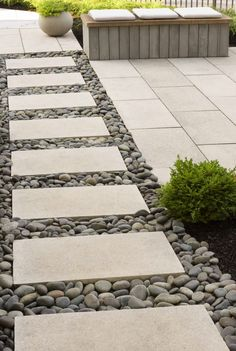 Concrete Backyard, Concrete Patio Designs, Concrete Patios, Backyard Patio Designs, Small Backyard Landscaping, Flagstone Patio, Small Patio, Backyard Pools, Small Backyard Design