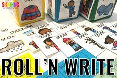 Writing isn't my favorite subject to teach so I am always looking for ways to make writing more fun for my little learners and myself.  I want to engage my learners and make them enjoy writing. One way I will be teaching writing this year is my using Roll'n Write Activities. I love how they …
