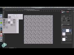 Cómo crear una grapa digital con Photoshop - YouTube