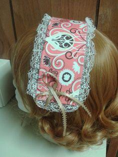 Lolita Headdress by ClumsyZebraStudios on Etsy, $10.00