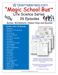 a magic school bus gets charged worksheet answer she teachers pinterest magic school. Black Bedroom Furniture Sets. Home Design Ideas