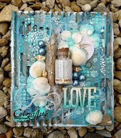 Love the Beach by Katy