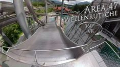 Area 47 2019 Wellenrutsche 360° VR POV Water Slides, Outdoor Furniture, Outdoor Decor, Vr, Backyard Furniture, Garden Furniture, Outdoor Furniture Sets