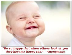 """Checkout 25 best quotes for being happy. Everyone wants to be happy in his/her life. """"Be so happy that when people look at you they become happy too. Smile Quotes, Happy Quotes, Best Quotes, Funny Quotes, Happiness Quotes, Pure Happiness, Funny Humor, True Quotes, Quotes Quotes"""