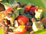 Perfect for a summer picnic and always a huge hit: Barefoot Contessa's Guacamole Salad Recipe