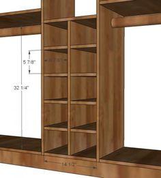 Desejo Concedido: Quer fazer um armário para seu quarto?