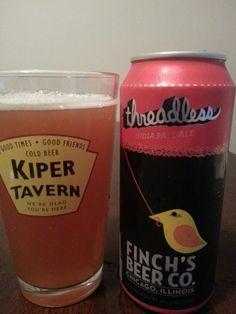 Finch's Threadless IPA