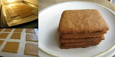 Paleo graham crackers...curious if this actually works, cause the hubby would be very excited if he could make paleo s'mores...