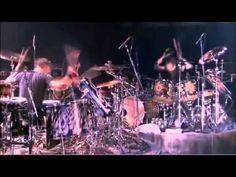 Duelo de Bateria - Banda Godsmack - Batalla de los Tambores