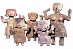 Figurillas Tres Zapotes