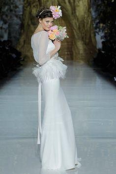 Best Designer Wedding Dresses - Vera Wang & more (BridesMagazine.co.uk) (BridesMagazine.co.uk) Pronovias 2014