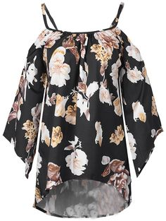 You are like the flower stirring in breeze. Have it with $19.99 Only+Fast Free shipping! This off the shoulder top features high low hem&flare sleeve! Keep it chic&cozy with Cupshe.com