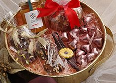 Gift your sibling the Choko la happiness hamper packed with Irresistible…