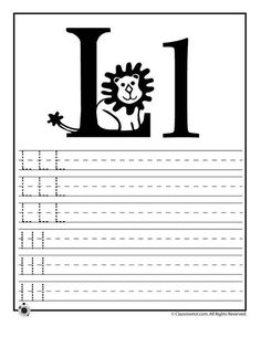 letter l lily lesson plan printable activities poster handwriting worksheets word search and. Black Bedroom Furniture Sets. Home Design Ideas
