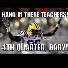of School Memes Hang in there, teachers! Teacher Jokes, Teacher Problems, Best Teacher, School Teacher, Teacher Sayings, Teacher Stuff, Teacher End Of Year, Teacher Shirts, School Quotes