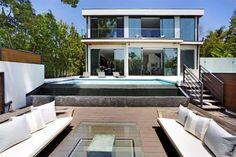 8967 Shoreham Dr. (90069) $3,999,000 4b/ 4.75b/ 4000sq Infinity pool, fire pit, city views #luxuryproperty #premierproperty #realestate #classicpasadena