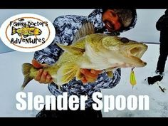 Slender Spoon Walleye Fishing Tips #slenderspoon #customjigsandspins #walleye #marcum #alberta #fishing