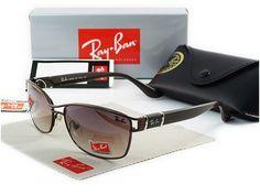 Ray Ban Italia Altro Ray Ban Coffee Lens Nero occhiali da sole sj3792