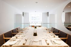 DOP: Brainchild of a famous Portuguese chef Rui Paula. If you fancy fine dining then you can not miss this restaurant in Porto, Portugal. Make a reservation.