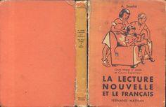 La Lecture nouvelle et le français cours moyen 2, Nathan 1955