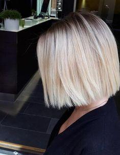 Women Hairstyles For Fine Hair Medium Hair Styles, Short Hair Styles, Balage Hair, Brown Blonde Hair, Blond Bob, Bleached Hair, Hair Blog, Layered Hair, Fine Hair