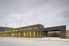 Escuela Infantil en Pamplona / Nursery School in Pamplona - Archkids. Arquitectura para niños. Architecture for kids. Architecture for children.