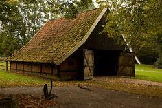 o antigo celeiro