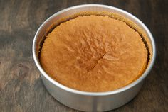16. The almond cake will look like this.