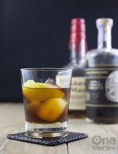 Whiskey old fashioned press 98