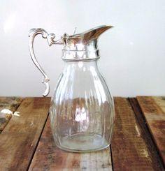 Gorg Glass Pitcher