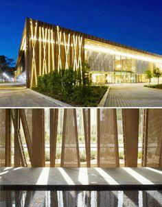 10 fachadas incríveis selecionadas pelo Pinterest   CASA.COM.BR