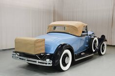 1931 Pierce-Arrow 43 Coupe Roadster
