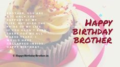 Happy Birthday Brother Wishes, Happy Birthday Cake Images, Happy Birthday Fun, Happy Birthday Greetings, Birthday Wishes, Ways To Show Love, Successful Relationships, Cake Pictures, Wishes For You