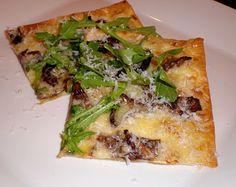 Authentic Suburban Gourmet  Porcini Pizza with Truffle Oil Authentic  Italian Pizza eff41b5df486
