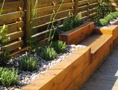10 Surprisingly Awesome Garden Bed Edging Ideas