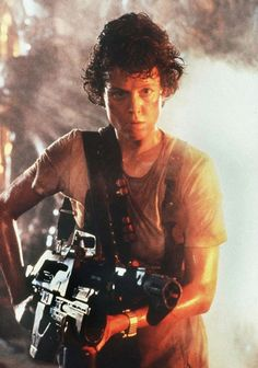 Geek Culture's 26 Most Awesome Female Ass-Kickers - Ripley