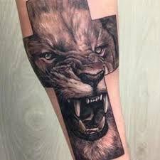 """Képtalálat a következőre: """"tattoo leao e cordeiro"""""""