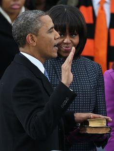 Obama far twitterkonto