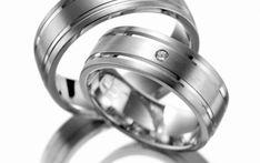 Verighete aur alb MDV916 #verighete #verighete7mm #verigheteaur #verigheteauralb #magazinuldeverighete Aur, 50 Euro, Wedding Rings, Engagement Rings, Jewelry, Crystal, Diamond, Enagement Rings, Jewlery