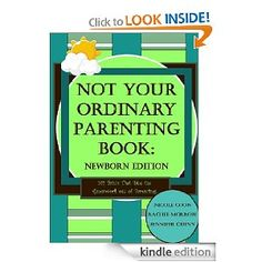 Great new parenting book! A must-have for all new moms!