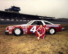Terry Labonte, The Iceman, Nascar Race Cars, Race Tracks, Model Car, Vintage Racing, Old School, Trucks, Street