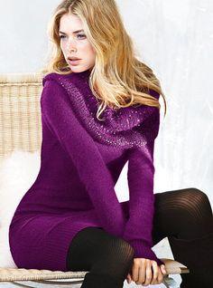 Colección de ropa otoño-invierno 2012 de Victoria's Secret