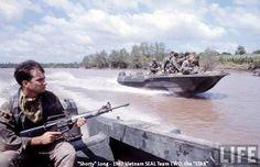 SEAL Team Two 1967 ~ Vietnam War
