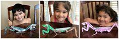 Exciting Praying Mantis Craft for Kids!