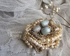 Pearly Nest of Eggs