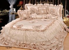 Brown Silk GOOD  Comforter