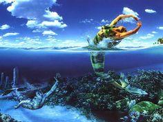 Oceanid Greek mythology beautiful