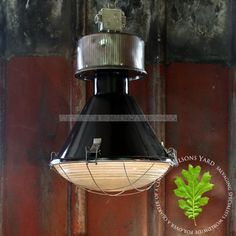 Soviet Industrial Light   Wilsonsyard.com